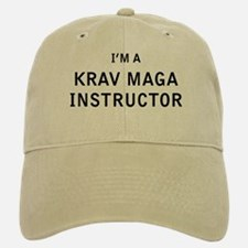 Keep Calm I'm a Krav Maga Instructor Baseball Baseball Baseball Cap