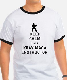 Keep Calm I'm a Krav Maga Instructor T-Shirt