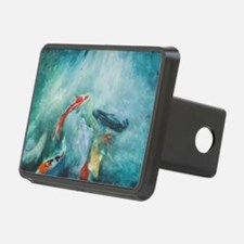 Koi Fish Cool Hitch Cover