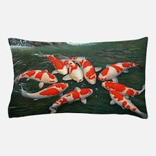 Koi Fish Cool Pillow Case