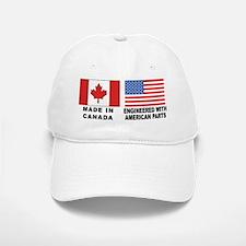 Engineered With American Parts Baseball Baseball Cap