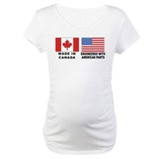 Engineered With American Parts Shirt