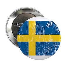 Vintage Sweden Button