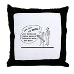 Gee Dad Swell Throw Pillow