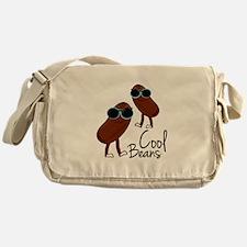 Cool Beans Messenger Bag