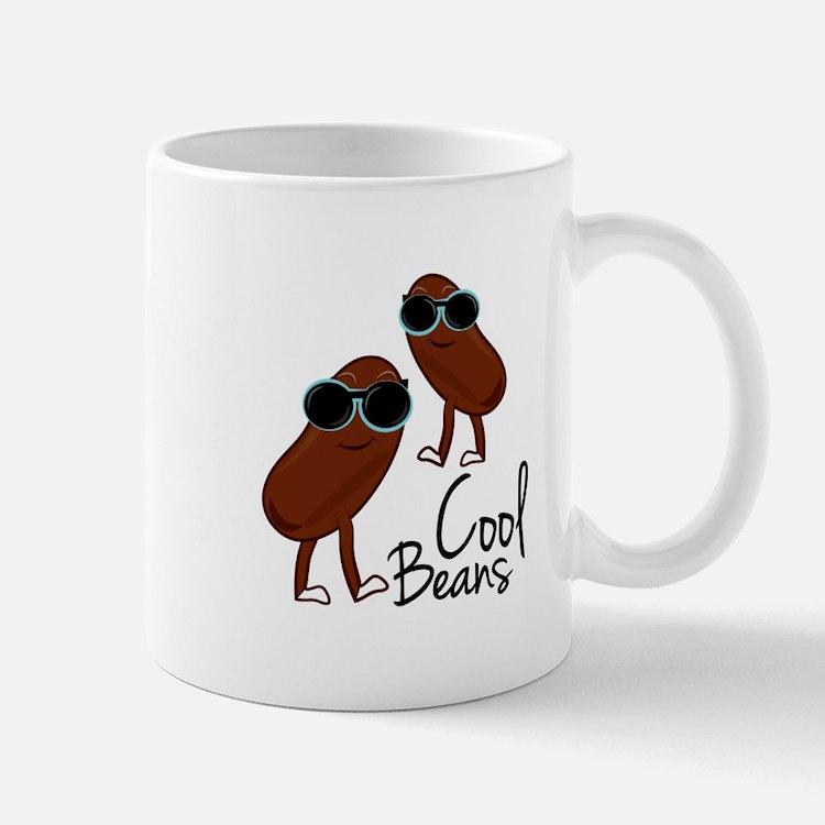 Cool Beans Coffee Mugs Cool Beans Travel Mugs Cafepress