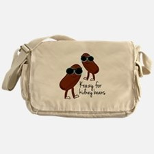 Kidney Beans Messenger Bag