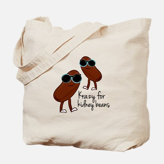 Kidney Beans Tote Bag