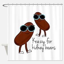 Kidney Beans Shower Curtain