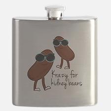 Kidney Beans Flask