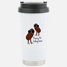 Kidney Beans Travel Mug