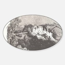 Roslin (Rosslyn) castle and Chapel, Decal