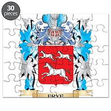 Cute Family crest Puzzle