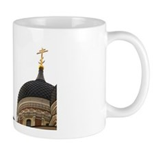Estonia, Tallinn. Domes of Alexander Ne Mug