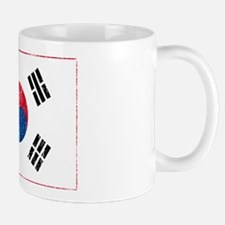 Vintage South Korea Mug
