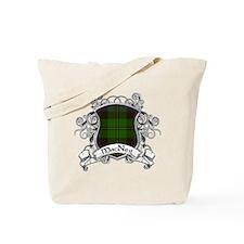 MacNeil Tartan Shield Tote Bag