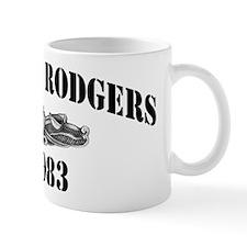 USS JOHN RODGERS Small Mug