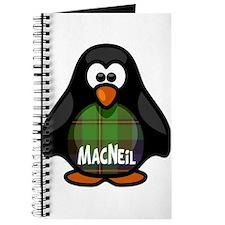 MacNeil Tartan Penguin Journal