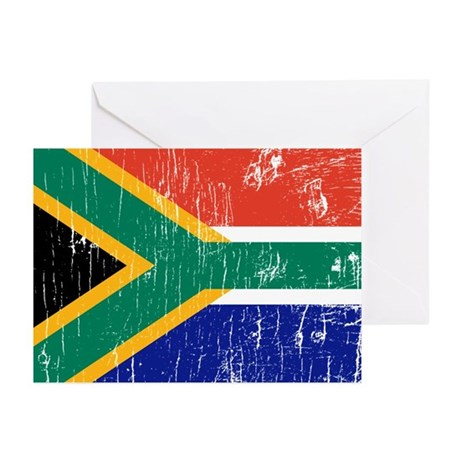 Vintage South Africa Greeting Cards (Pk of 10)