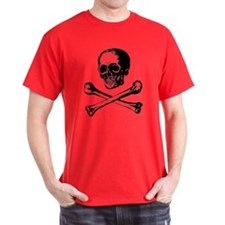 Masonic Skull and Crossbones T-Shirt