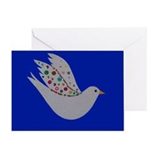 Peace Dove Greeting Cards