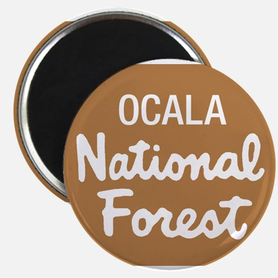 Cute National forest Magnet