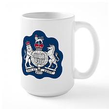 RAF Warrant Officer<BR> 443 mL Mug