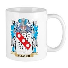 Fulcher Coat of Arms - Family Crest Mugs