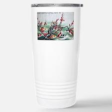 Koi Fish Cute Travel Mug