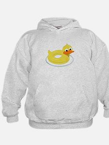 Duck Pool Toy Hoodie