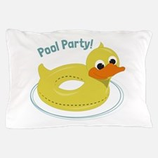 Pool Party Pillow Case