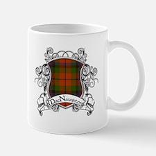 MacNaughton Tartan Shield Mug