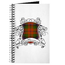 MacNaughton Tartan Shield Journal
