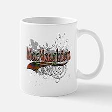 MacNaughton Tartan Grunge Mug
