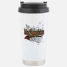 MacNaughton Tartan Grun Travel Mug
