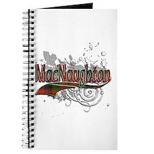 MacNaughton Tartan Grunge Journal