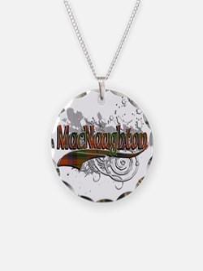 MacNaughton Tartan Grunge Necklace