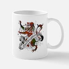 MacNaughton Tartan Lion Mug