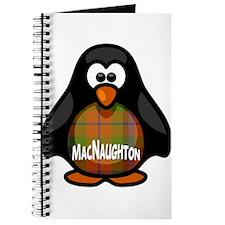 MacNaughton Tartan Penguin Journal