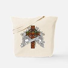 MacNaughton Tartan Cross Tote Bag