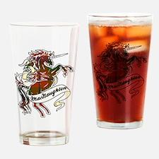 MacNaughton Unicorn Drinking Glass