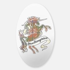 MacNaughton Unicorn Decal