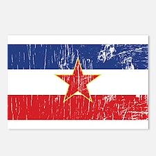 Vintage Yugoslavia Postcards (Package of 8)