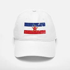 Vintage Yugoslavia Baseball Baseball Cap