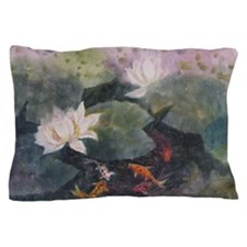 Koi fish Pillow Case