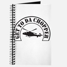 Get To Da Chopper Journal