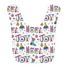 Christmas Joy Bib