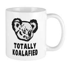 Totally Koalafied Koala Mugs