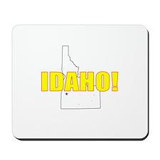 Idaho! Mousepad