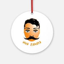 Viva Zapata Ornament (Round)